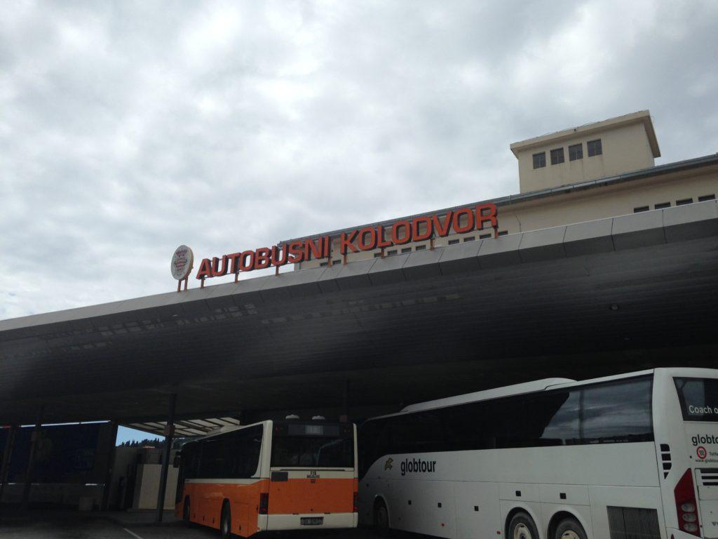 ドブロブニク空港⇔旧市街・市内のアクセス方法、バス・タクシーでの行き方
