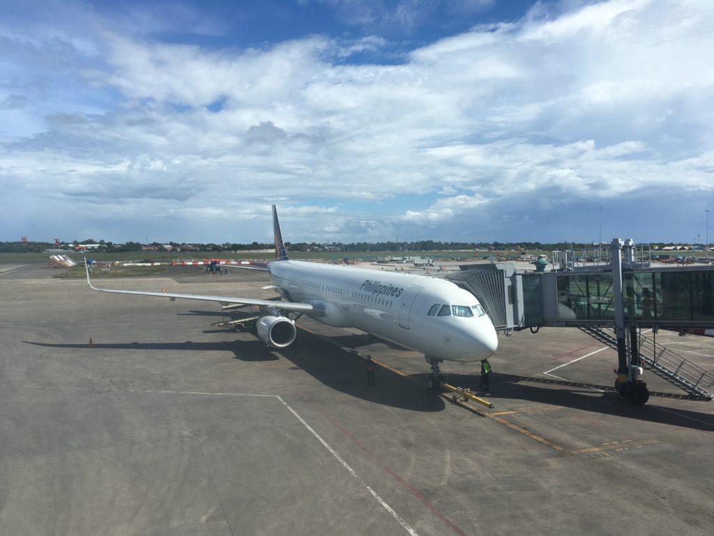 フィリピン航空 成田〜セブ便 獲得したANAマイル数・マイル付与までの日数について