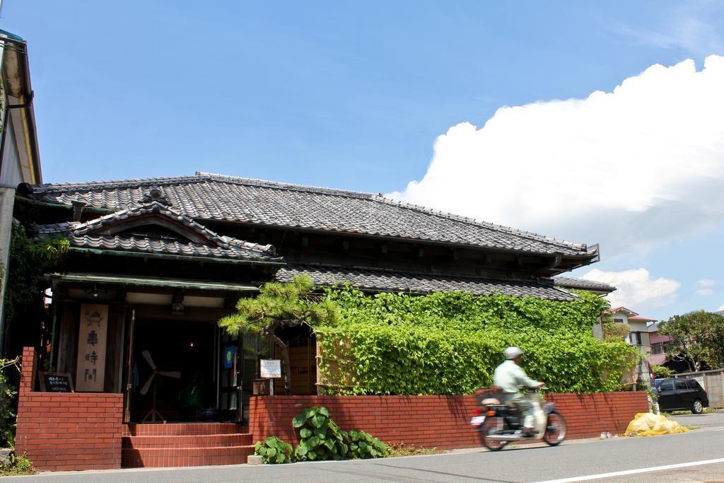 鎌倉らしいゆったりとした空間に癒された、ゲストハウス亀時間 宿泊記