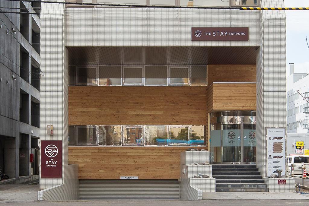 高級ホテル並みの清潔感に驚いた、札幌ゲストハウスTHE STAY SAPPORO宿泊記