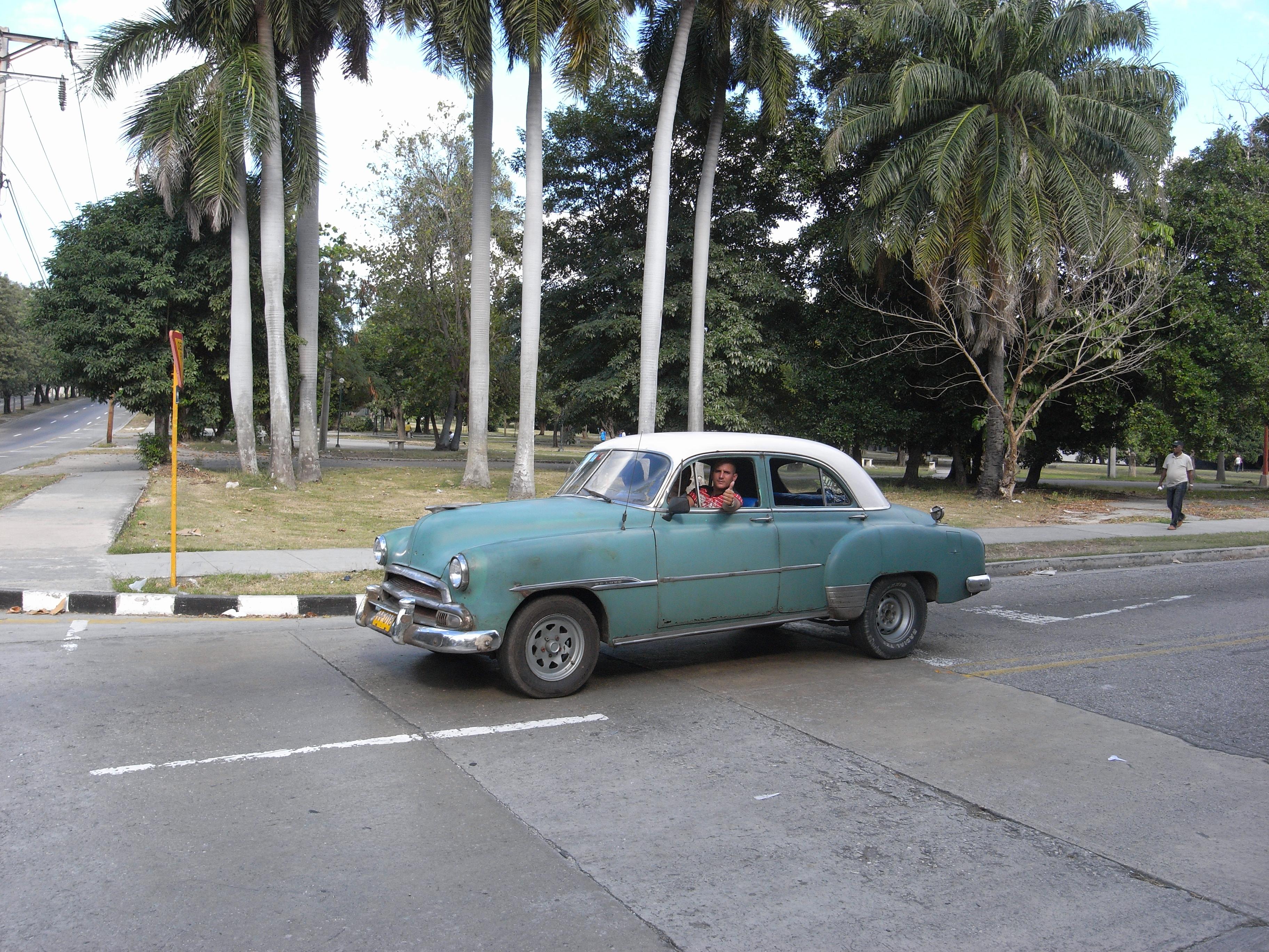 ハバナ空港⇔市街のアクセス方法、バス・タクシーでの行き方