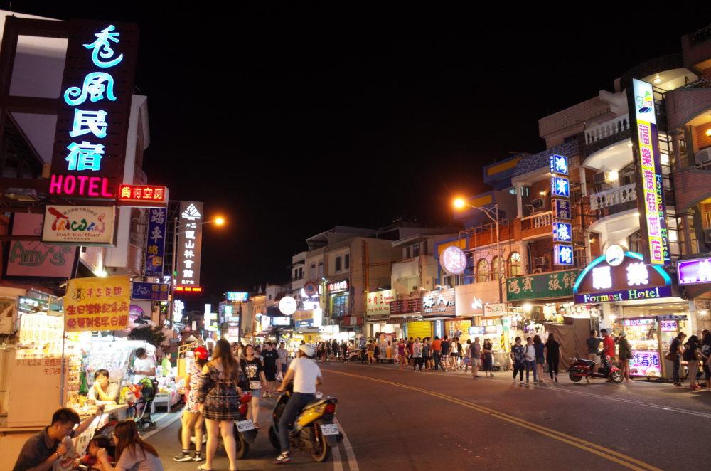 台湾・墾丁(ケンティン)で食べ歩いたオススメのグルメ・レストラン情報