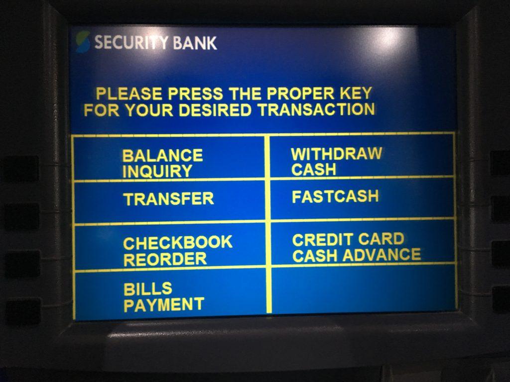 guesthouse tripフィリピン・セブ島 キャッシング方法、ATMの使い方、現金の引き出し方について最近の投稿よく読まれている記事カテゴリータグアーカイブ