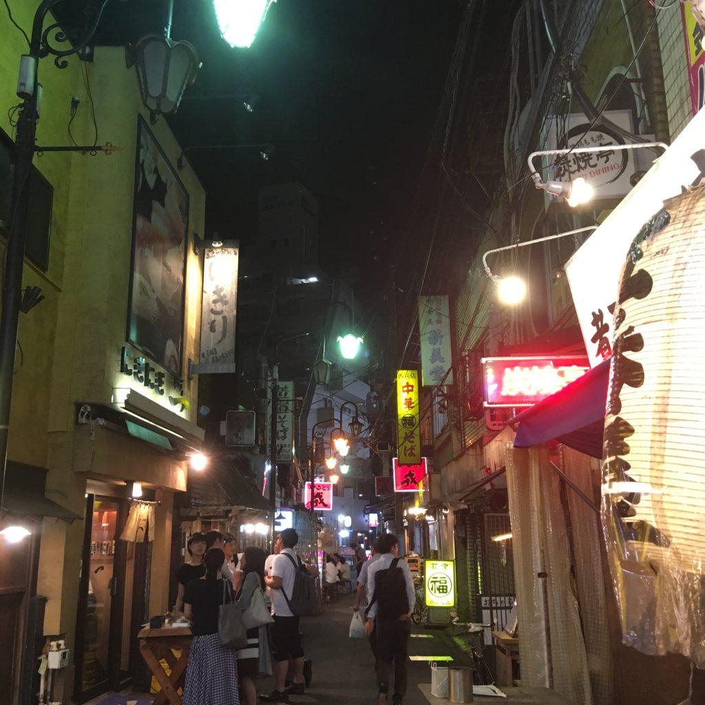 「美味しい日本酒と心地良い音楽と素敵な出会い」女子一人飲み 西荻窪編